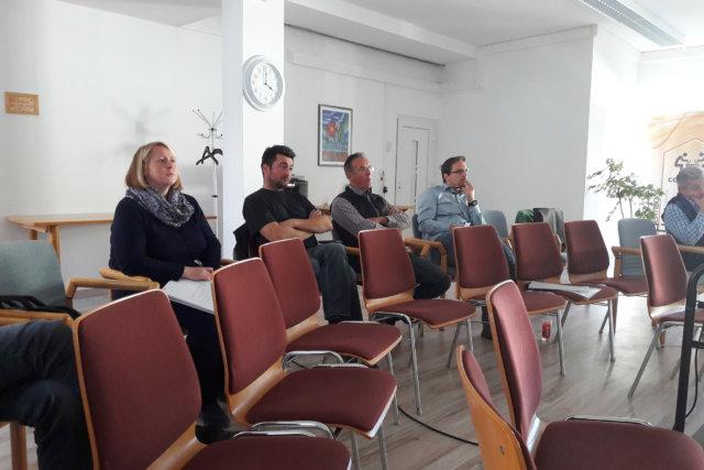 Energieteamsitzung
