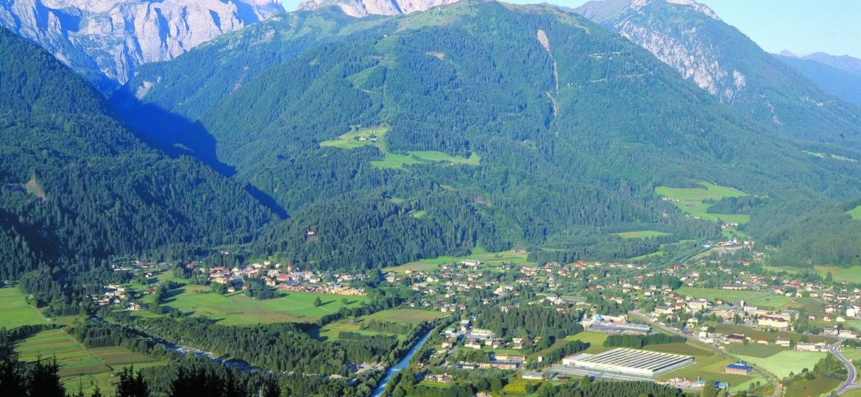 Kötschach-Mauthen Lesachtal Kirchbach Dellach Hermagor Gitschtal St. Stefan/Gail Energie Gemeinden