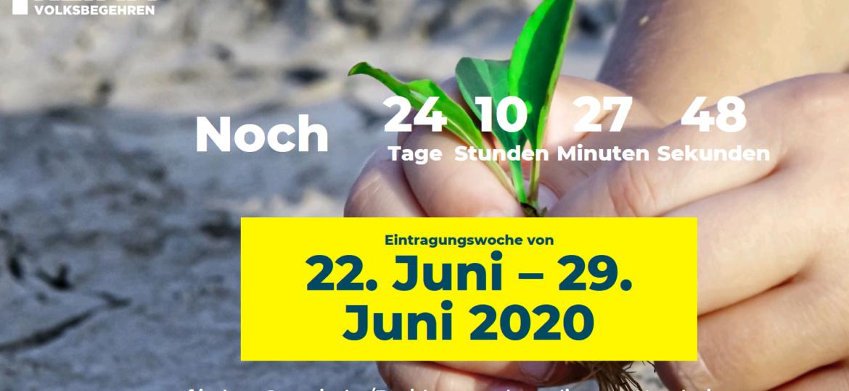 Klimavolksbegehren2020